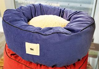 ペット用ベッド・ブルー